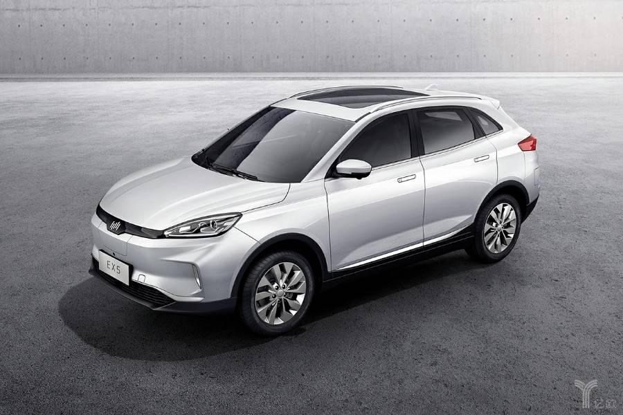威马汽车,EX5,智能汽车