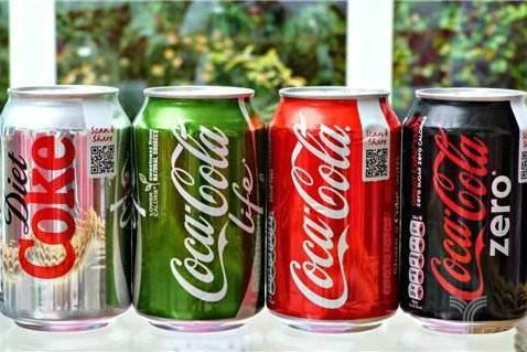 可口可乐,图片来自网络