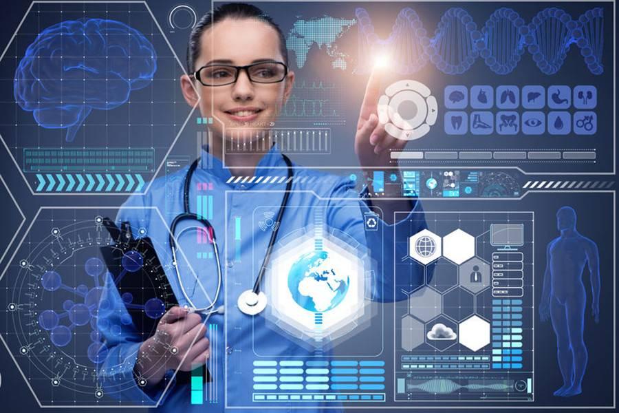 Stephen J. Song与汤步州齐聚YOCSEF深圳,论道AI与医疗健康