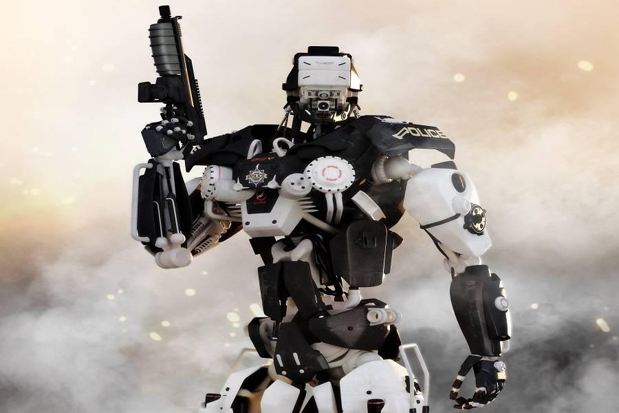 2018年,被武装的AI机器人会打响第一枪吗?