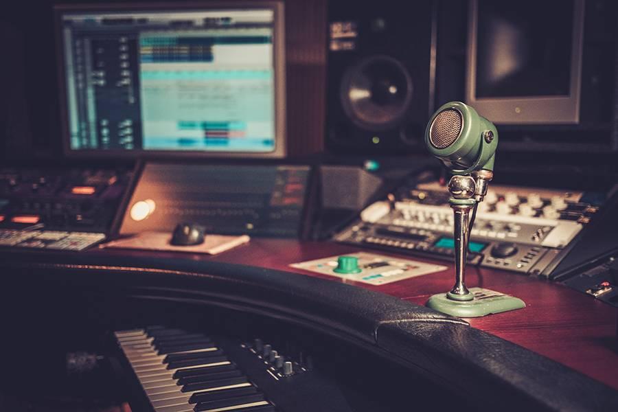 音频,电台