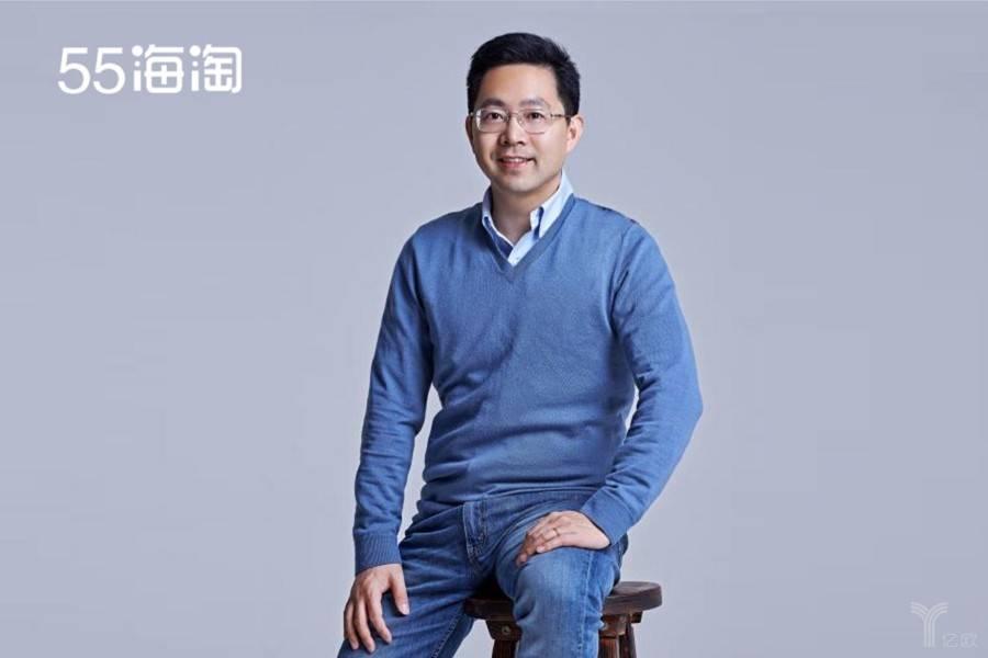 专访丨55海淘创始人顾军林:跨境返利模式的关键在于对上游资源的占领