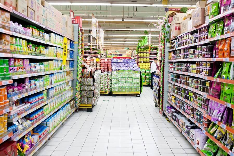 超市,上市企业,新零售,前20强