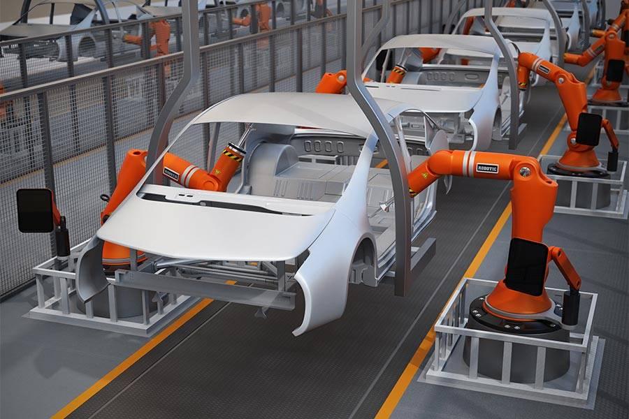 制造业,制造业,德国,市场秩序,宏观经济,工业模式