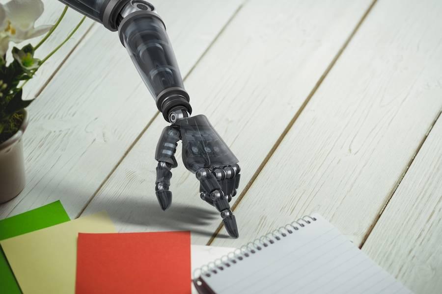 机器人,人工智能,微软,谷歌,漫画,机器人
