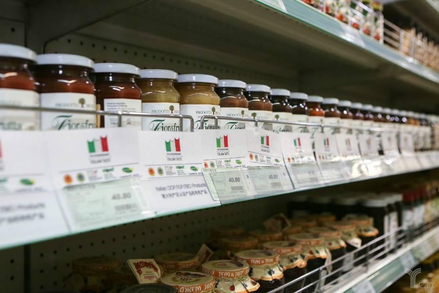 产地标识数量欧洲居首!意大利优质认证食材走俏年货市场