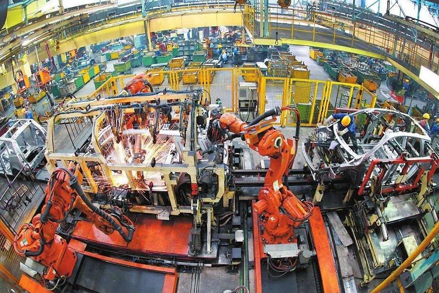 制造业,工业互联网,智能制造,第四范式,智能化,智能制造标准