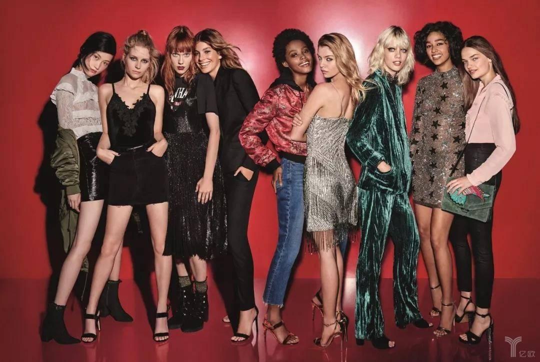 快时尚,H&M,zara,优衣库