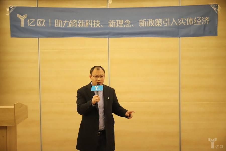 江西华兴信息董事长梅国良:公交领域的产业互联网格局