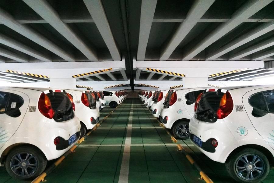车企竞相布局的共享汽车市场,2018年将如何发展?