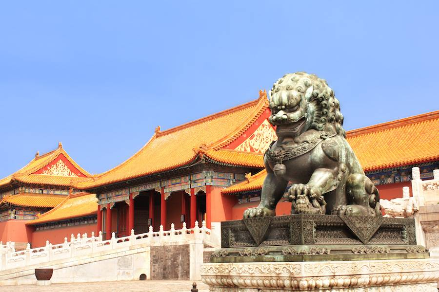 故宫;紫禁城