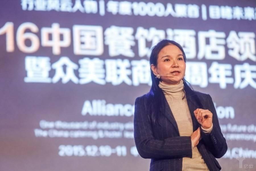 独家专访丨众美联朱晓霞:标准化供应链引发的中餐效率新革命