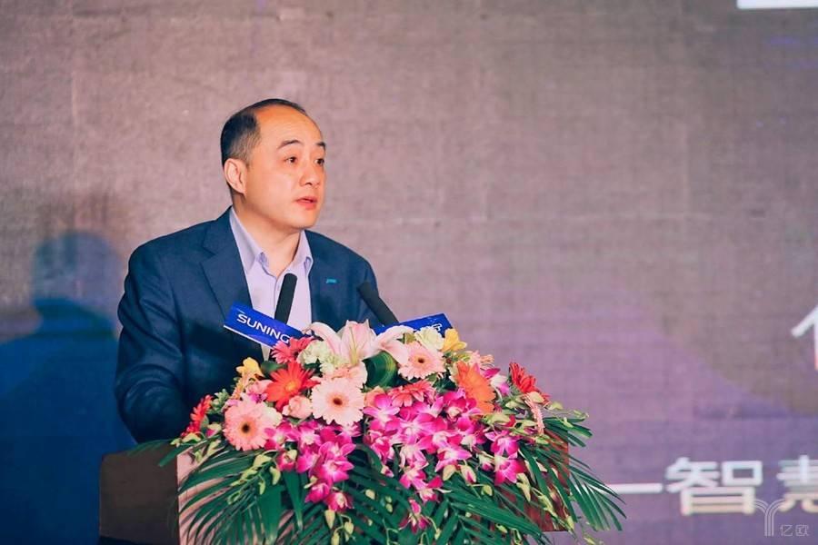 苏宁零售集团副总裁卞农:3年实现2个第一,并非天方夜谭