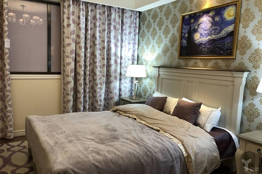 家居,卧室,床