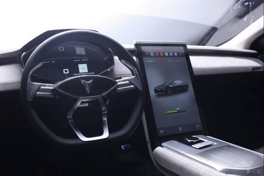 首发丨游侠汽车完成50亿元B轮融资,量产车今年四季度发布