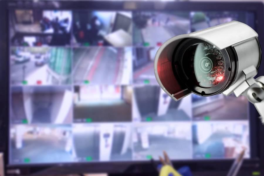 监控,智慧城市,智慧社区,智慧安放,摄像头,人工智能