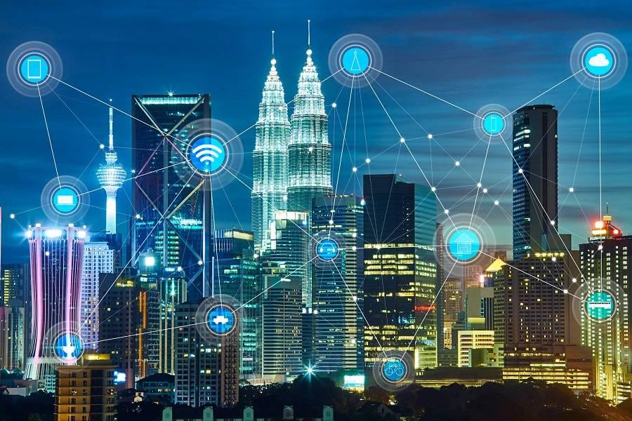 一周智慧城市丨腾讯云8.7亿中标智慧绿道;5G网络覆盖城市名单公布