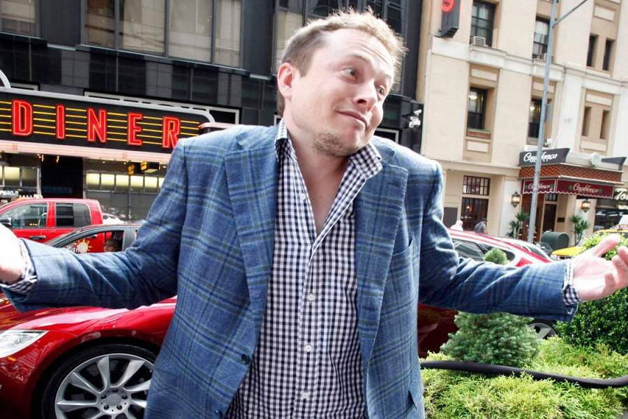 特斯拉CEO,马斯克