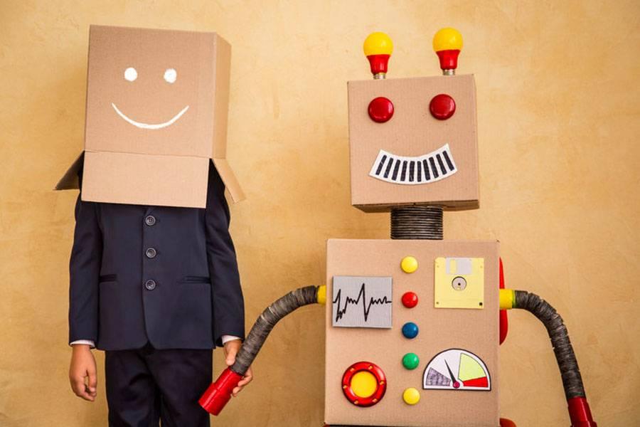 家居,机器人