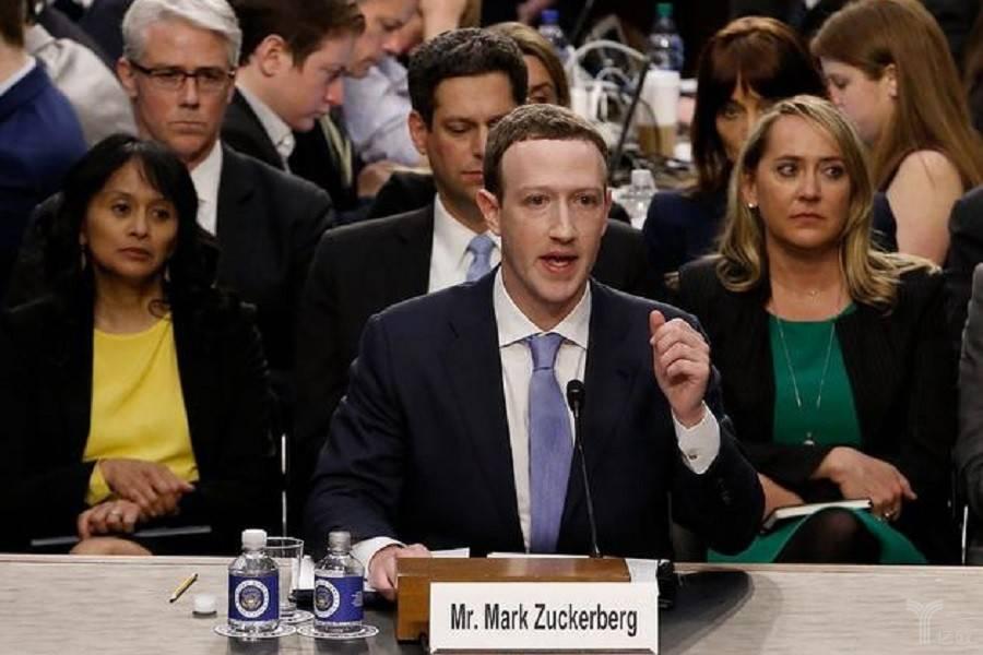 AI窃取数据,扎克伯格被逼赴美国国会尴尬听证