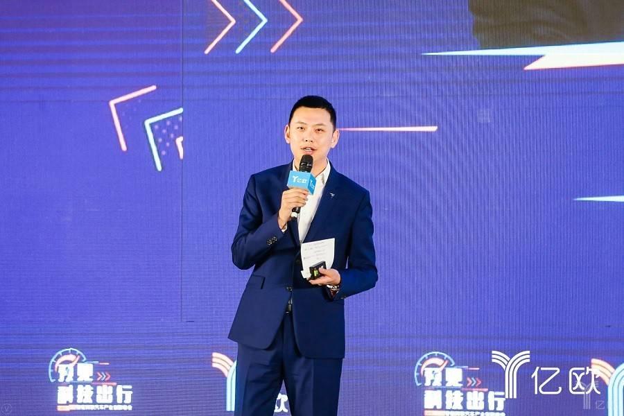 新特汽车CEO先越:目前A0级市场占中国新能源消费的绝大部分