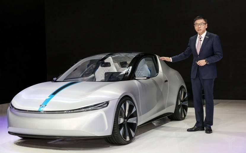 前途汽车携三大平台车型亮相2018北京车展;前途K50将于年中上市