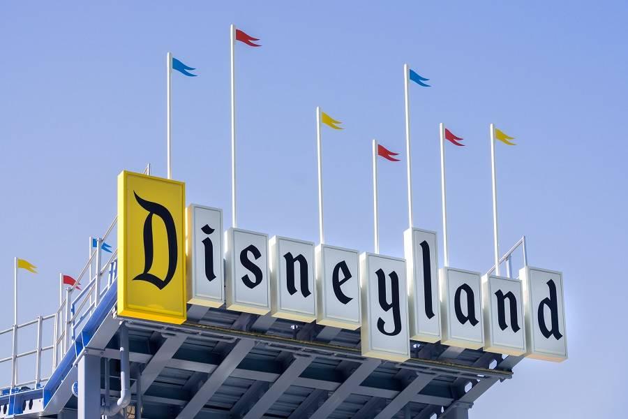 迪士尼 主题公园