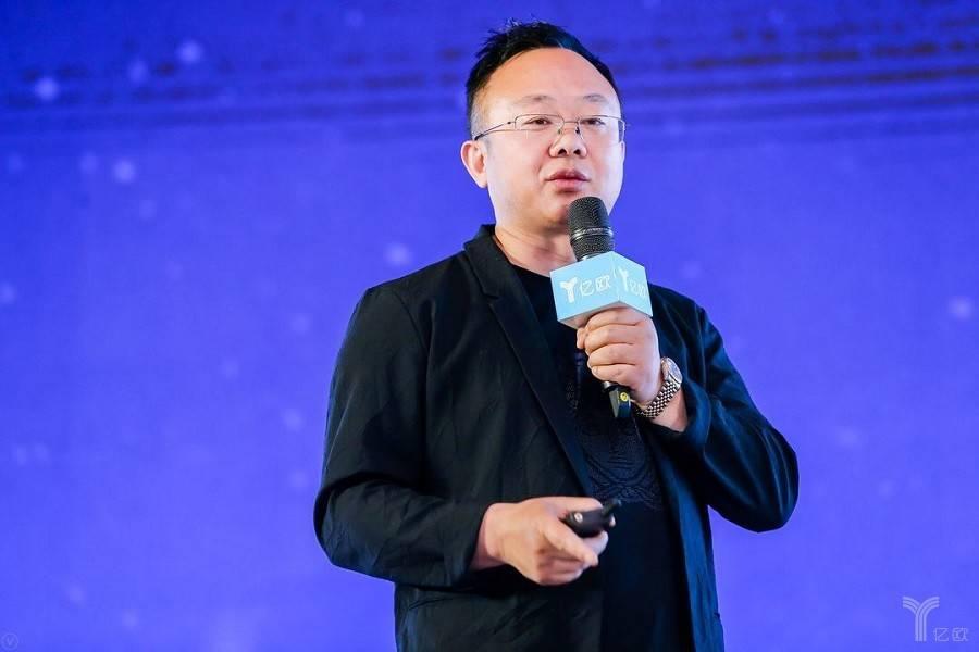 一千零一艺董事长汪邦顶:成为巨无霸加微信送彩金最新网站,少不了BIM+AI这个载体
