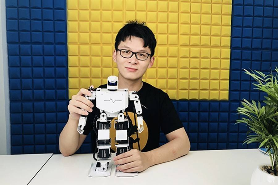 幻尔科技获1000万元天使轮融资,要用编程机器人推动中小学STEAM教育
