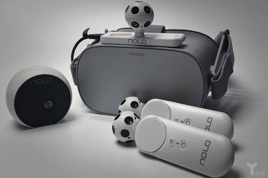 首发丨NOLO VR获得1000万美元A轮融资,蓝驰创投领投、莲花资本跟投
