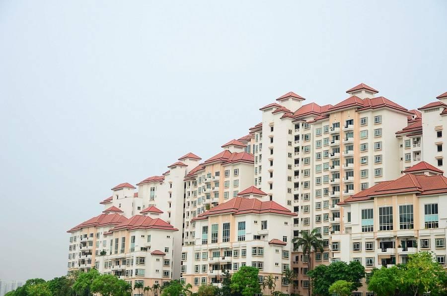 风景 房地产 公寓