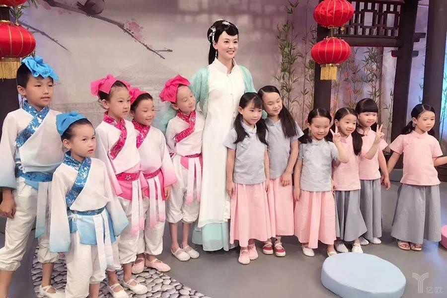 婷婷姐姐获5000万元A轮融资,要用诗歌推动儿童传统文化教育