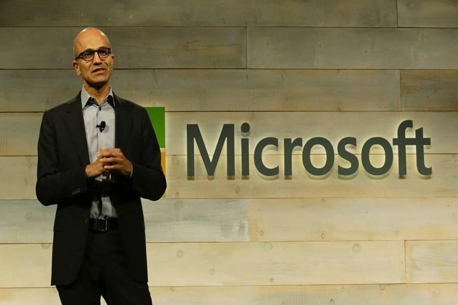 微软 首席执行官