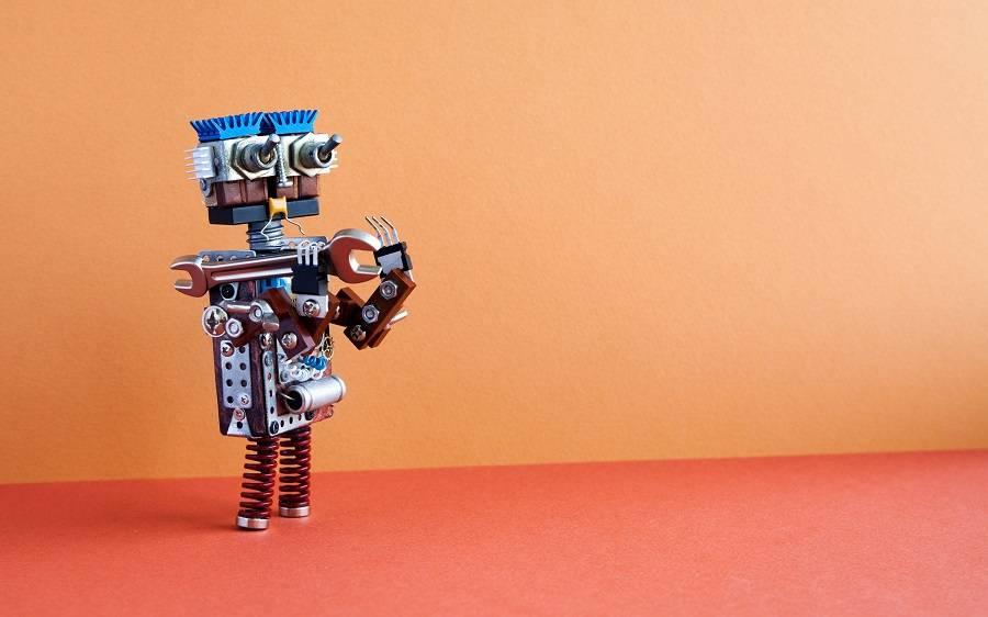瞄准智慧交通价值,机器人频频亮相交通领域