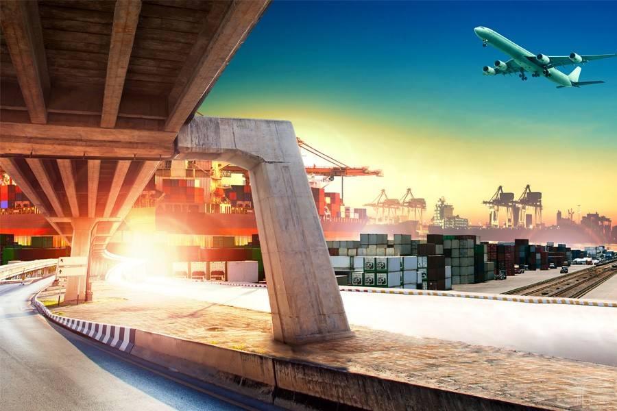 空运,物流,快递,物流业,竞争力,供应链模式,基础设施,地缘结构