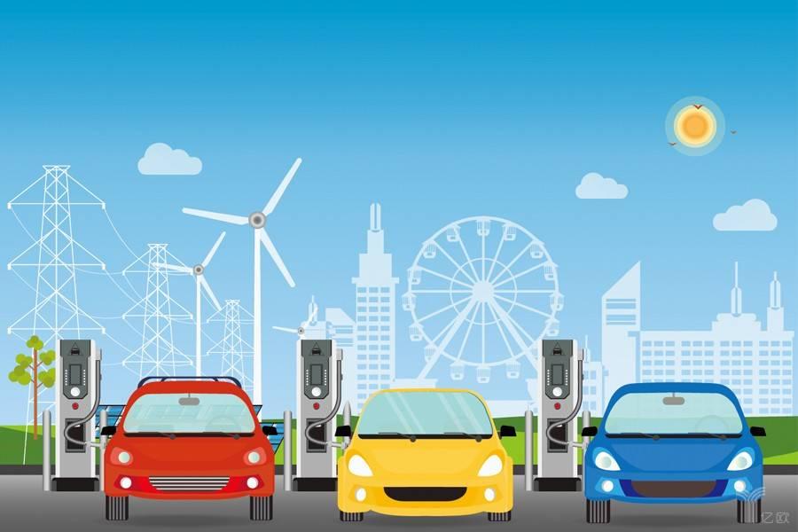 新能源车,物流,城市配送