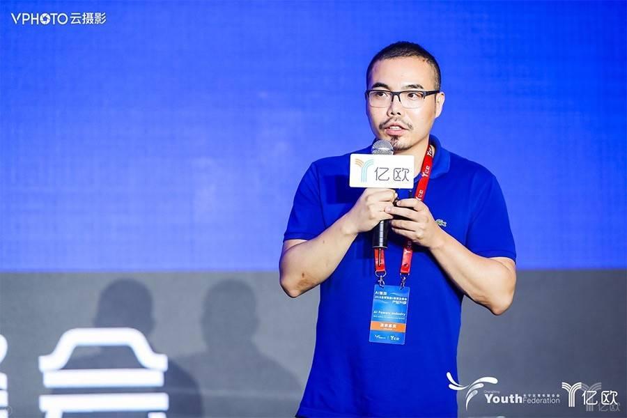 宽凳联合创始人兼CTO冯汉平