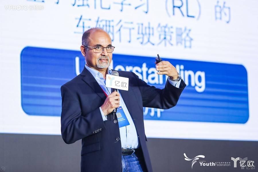 伟世通全球AI、AR技术总负责人:L4级自动驾驶将在3-4年后实现商业化