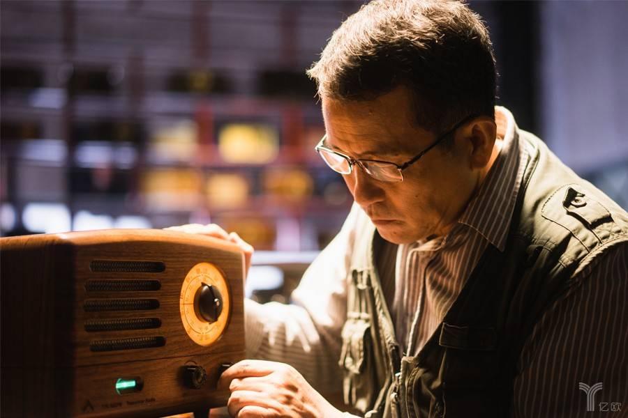 猫王收音机创始人曾德钧:这是国产新创品牌的黄金时代