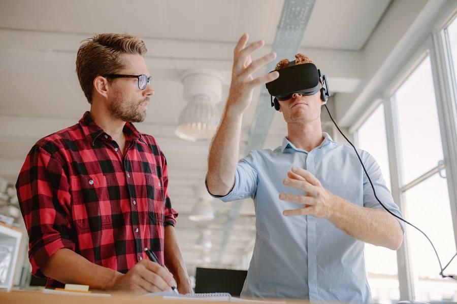 VR,家居电商,虚拟现实,现实增强