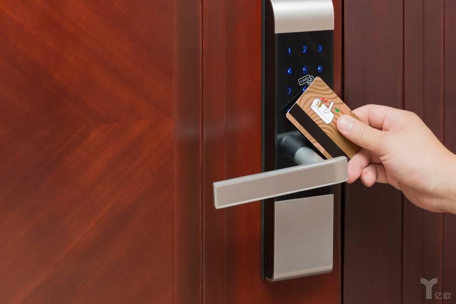 智能门锁,智能锁,低价竞争,门锁