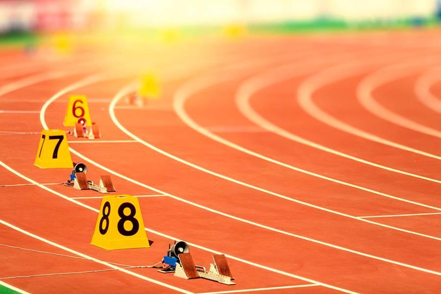 跑道,赛道