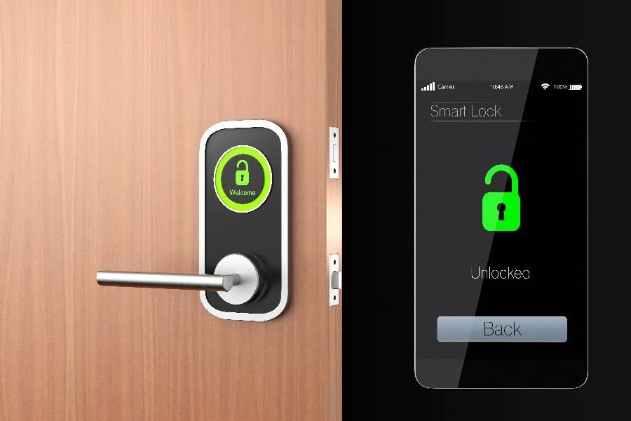 超8成智能門鎖樣品存風險,高科技門鎖可能更不安全