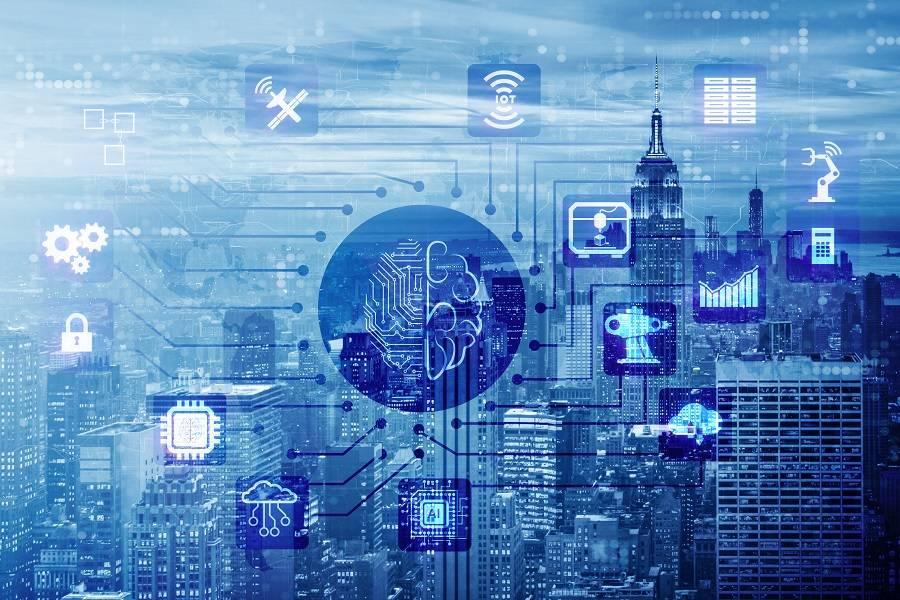 智慧城市,智慧城市,人工智能,城市大腦,百度,谷歌