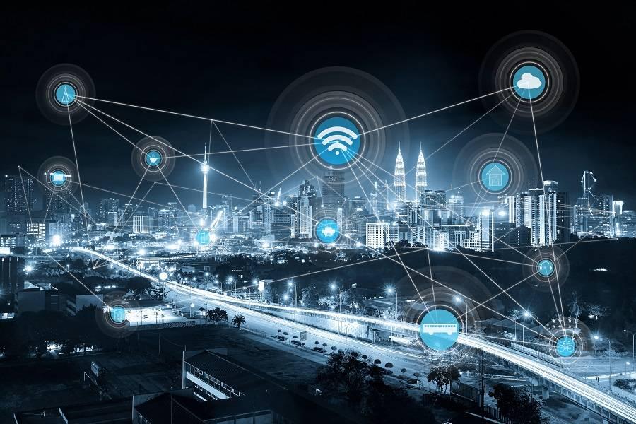 物联网+安防在智慧社区建设中发展趋势