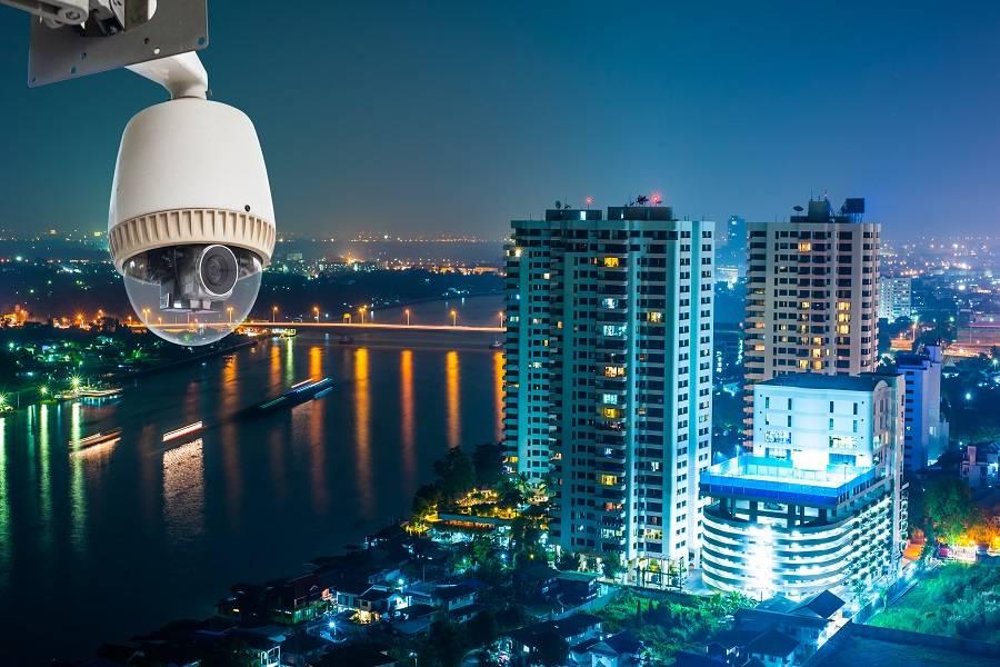 视频监控,人工智能,机器学习,视频监控