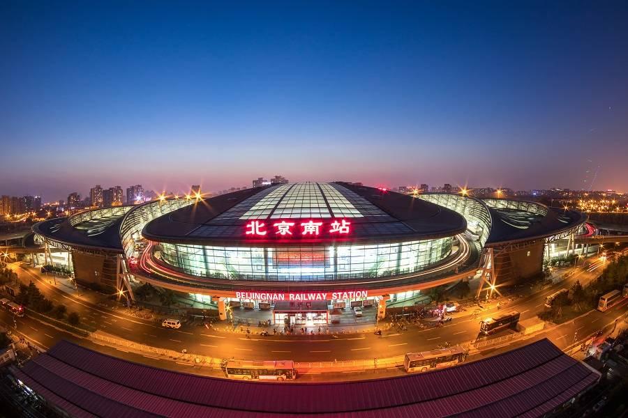 北京南站的十年,监控系统衰落全坏无人问津?