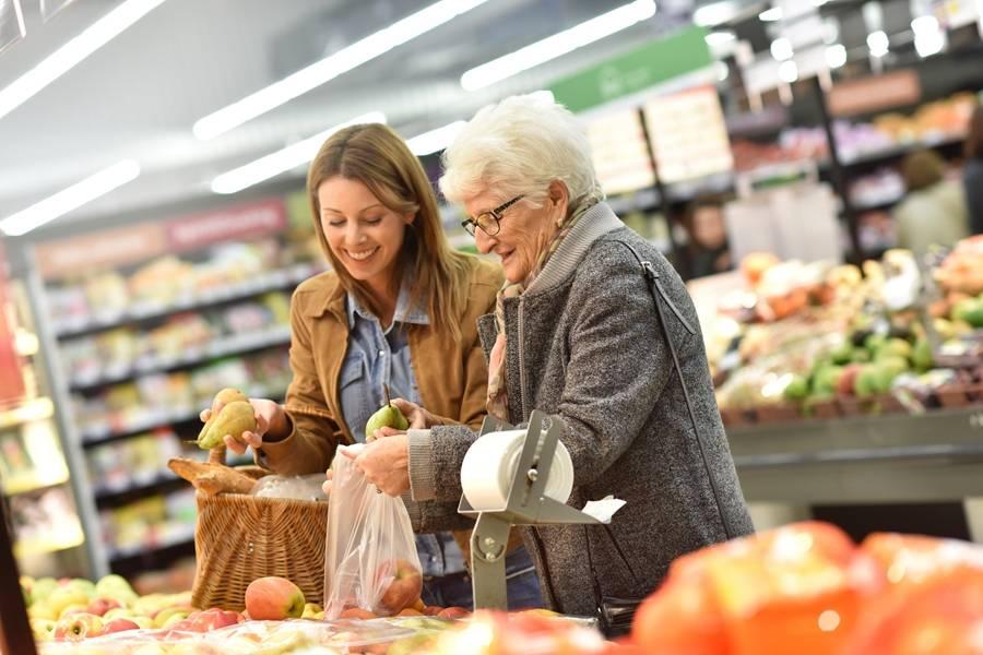 系列三丨超市快送的第二关口:购物体验