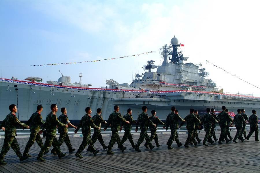 中国军事,