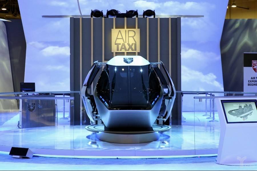 对话贝尔公司:如何在2025年造出飞行出租车?